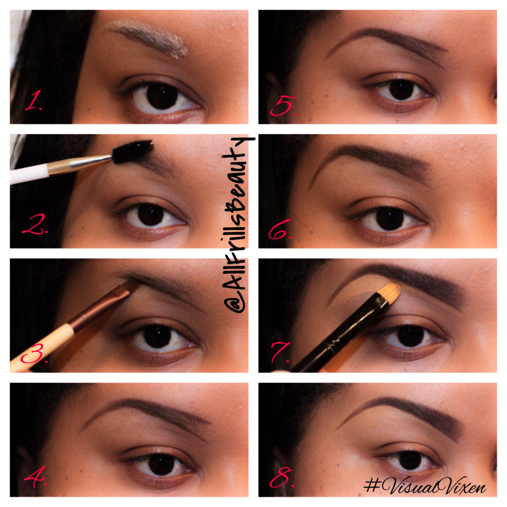 Stronger brow game tutorial